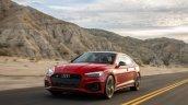 Audi S5 Sportback Front Quarter