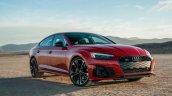 Audi S5 Sportback Front Quarter 2