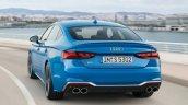 Audi S5 Sportback Rear Quarter