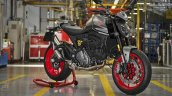 2021 Ducati Monster Factory Front Right