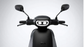 Ola Electric Scooter Front Closeup