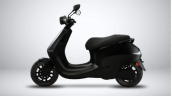 Ola Electric Scooter Left Side