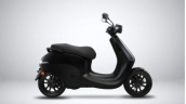 Ola Electric Scooter Right Side