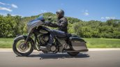 2021 Indian Chieftain Elite In Action