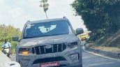 2021 Mahindra Scorpio Images Front Three Quarters