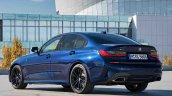 Bmw M340i Xdrive Rear Three Quarters Action Blue 1