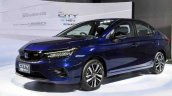 Honda City Rs Ehev Images Front Three Quarters