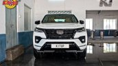 Modified Toyota Fortuner Facelift Front View