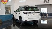 Modified Toyota Fortuner Facelift Rear 3 Quarters