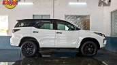 Modified Toyota Fortuner Facelift Side View
