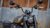 India Chief Bobber Dark Horse Headlamp