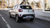 Dacia Spring Ev Rear Quarter