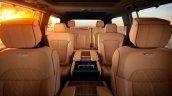 Jeep Grand Wagoneer Interior Seats