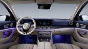 Mercedes Benz E Class Lwb Facelift Interior Dashbo