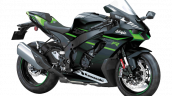 2021 Kawasaki Ninja Zx 10r Flat Ebony Type 2