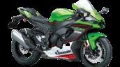 2021 Kawasaki Ninja Zx 10r Lime Green