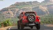Made In India Jeep Wrangler Rear Quarter