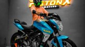 Bajaj Pulsar Ns200 Modified Blue