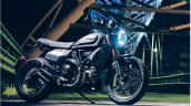 Bs6 Ducati Scrambler Nightshift Front Right