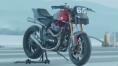 Crazy Garage Continental Gt 650 Front Right