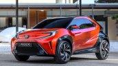 Toyota Aygo X Prologue Concept Front Quarter