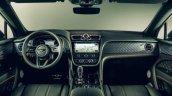 Bentley Bentayga Facelift Interior