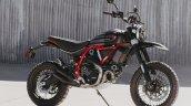 Ducati Scrambler Desert Sled Fasthouse Side Profil