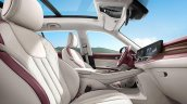 Ford Equator Front Seats