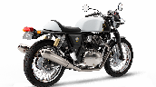 2021 Royal Enfield Continental Gt 650 Dux Deluxe R