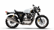 2021 Royal Enfield Continental Gt 650 Dux Deluxe S