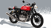 2021 Royal Enfield Continental Gt 650 Rocker Red F