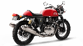 2021 Royal Enfield Continental Gt 650 Rocker Red R