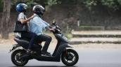 Ather 450x Test Ride Jaipur