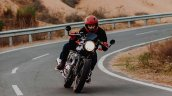 2021 Continental Gt 650 In Action
