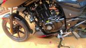 2021 Bajaj Pulsar 220f Black Engine