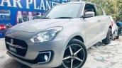 2021 Maruti Swift Facelift Alloy Wheels Front 3 Qu