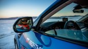 Lamborghini Urus Top Speed On Ice Driver