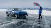 Lamborghini Urus Top Speed On Ice Flag Off 2