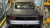 2022 Nissan 400z Leaked Rear View