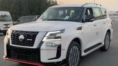 2022 Nissan Patrol Nismo Front View