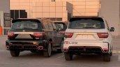 2022 Nissan Patrol Nismo Rear View