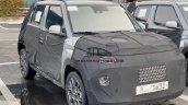 Hyundai Ax1 Spied Front 3 Quarters 2