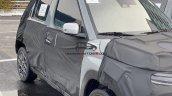 Hyundai Ax1 Spied Front 3 Quarters 3