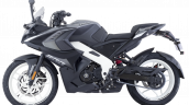 2012 Bajaj Pulsar Rs200 Grey Left