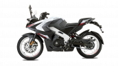 2012 Bajaj Pulsar Rs200 White Left
