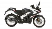2012 Bajaj Pulsar Rs200 White Right