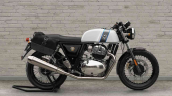 Continental Gt 650 With Luggage Rhs
