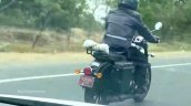 New Royal Enfield Classic 350 Spied Rear Right Clo