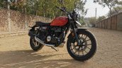 Honda Cb350rs Front Three Quarters Images 5