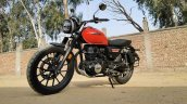 Honda Cb350rs Front Three Quarters Images 6